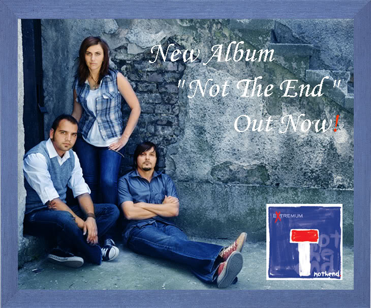 eXtremum с нов албум: NOT the END