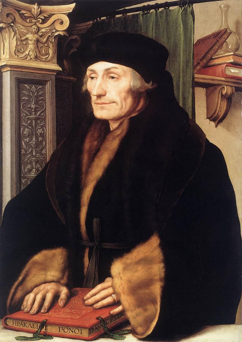 Еразъм Ротердамски: Между кладите на Реформацията