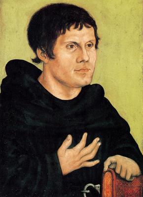 Мартин Лутер: Библия, която реформира историята