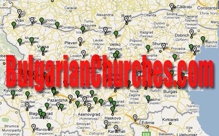 Български евангелски църкви по света