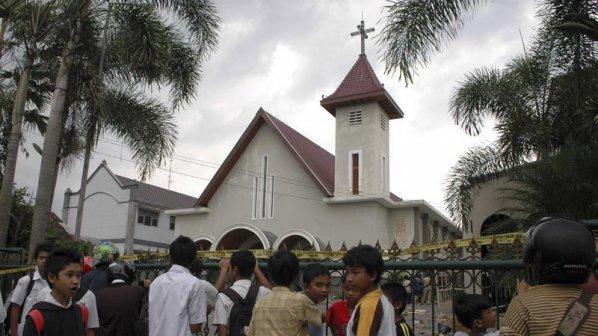 Църквата в Индия се подготвя за повече насилие, тъй като се задават избори