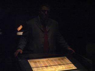 Отново за Codex Sinaiticus