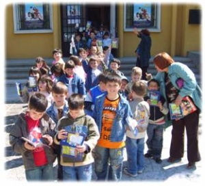 Филмът ИСУС по училищата