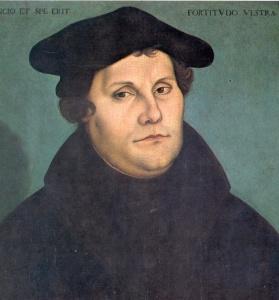 95-те Тезиса на д-р Мартин Лутер