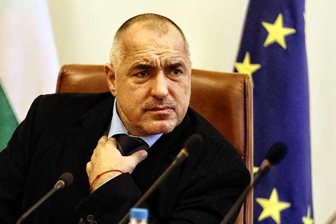 Борисов срещу народ и църква