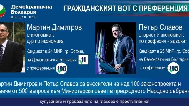 За бъдещето на България c Мартин Димитров